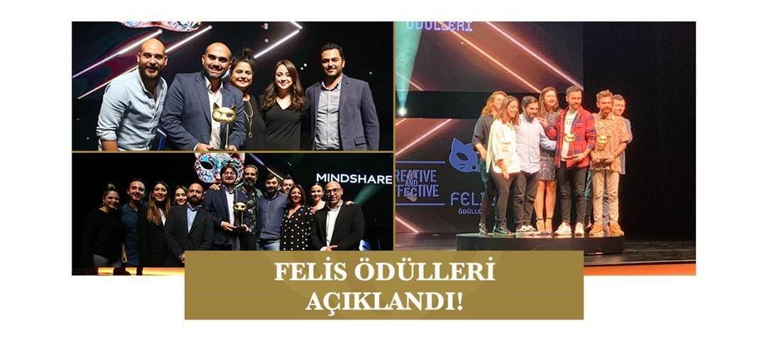 2019 Felis Ödül Gecesinde Ekiplerimize Ödül